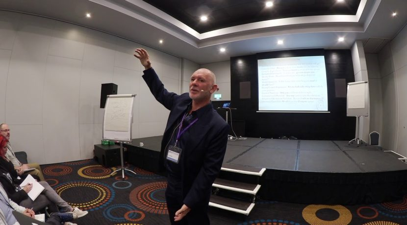 Relieve fear of public speaking with NLP