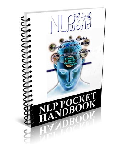Product image for NLP Pocket Handbook | NLP World