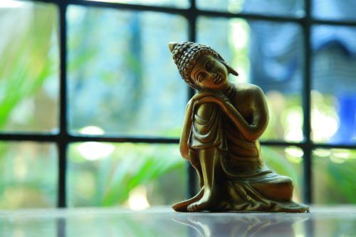 Buddha Statue - Photo by wilsan u on Unsplash