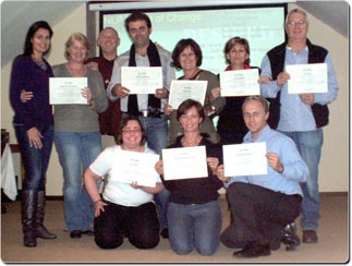 May 2012 NLP Practitioners