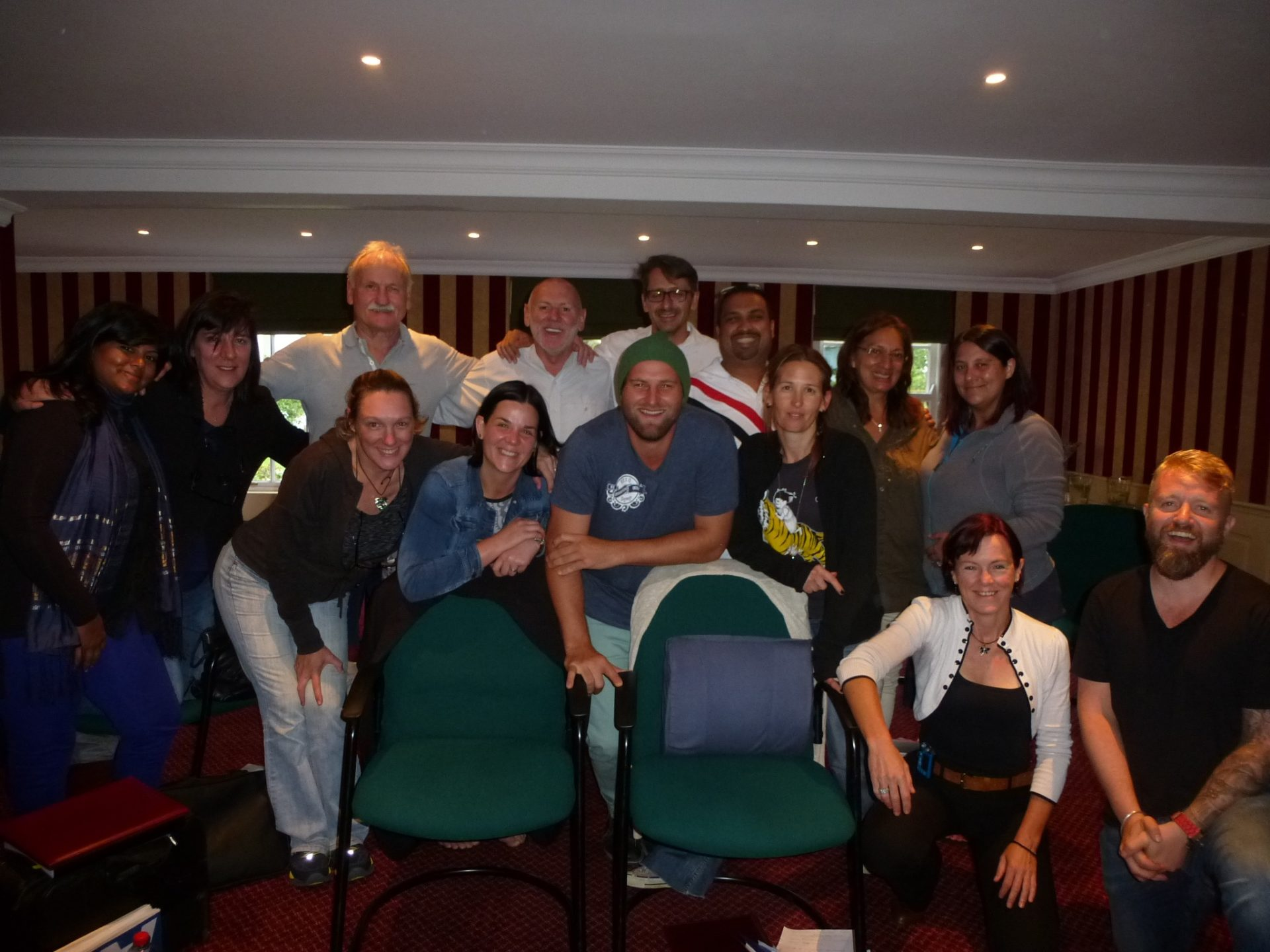 group of nlp practitioners