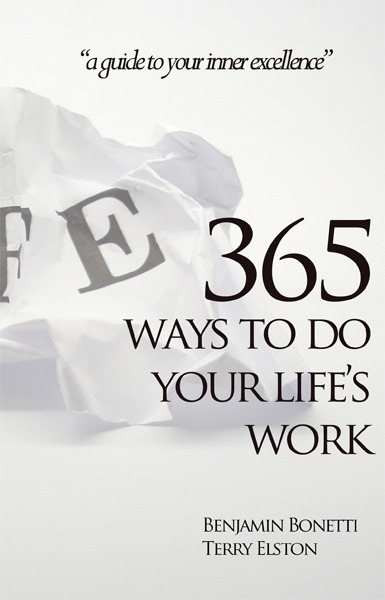 NLP Books – 365 Ways to do your life's work