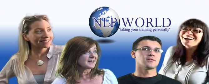NLP Practitioner Course | April 2013 | NLP World