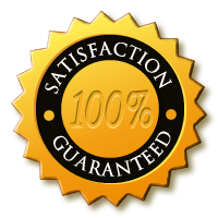 Our NLP World 100% Satisfaction Guarantee covers our NLP Master Practitioner Training