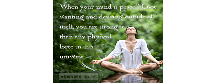 Letting your unconscious mind help with your problems