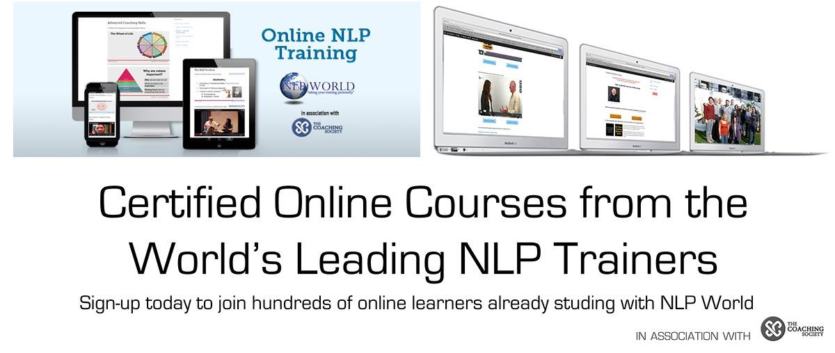 Online NLP Training Course - NLP World