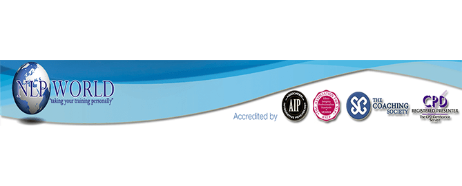 What does NLP & Hypnosis accreditation mean?